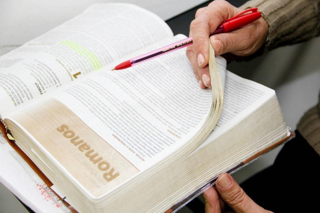Biblia Romanos