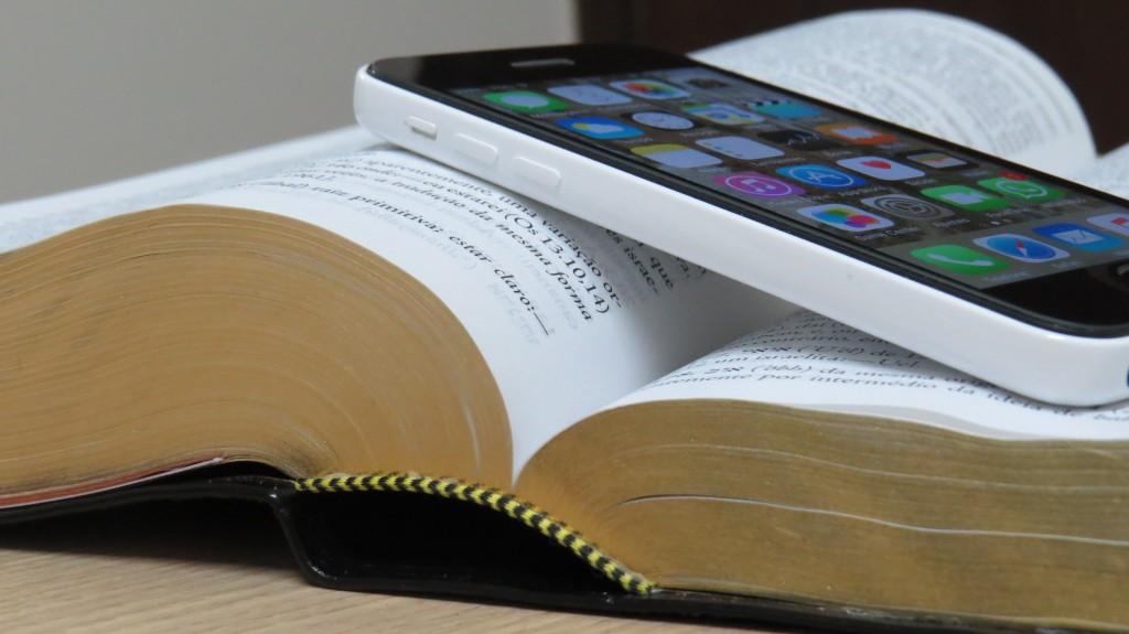 Biblia y tecnología